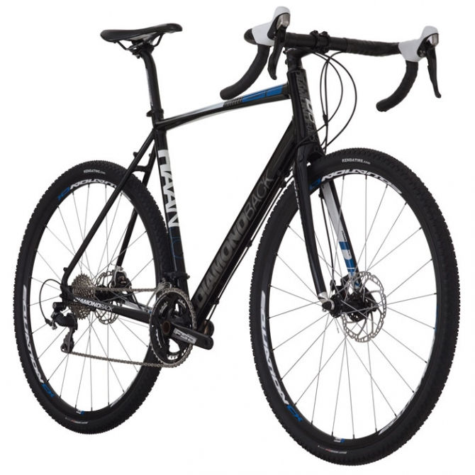Diamondback Haanjo Comp Cyclocross Bike - 2015