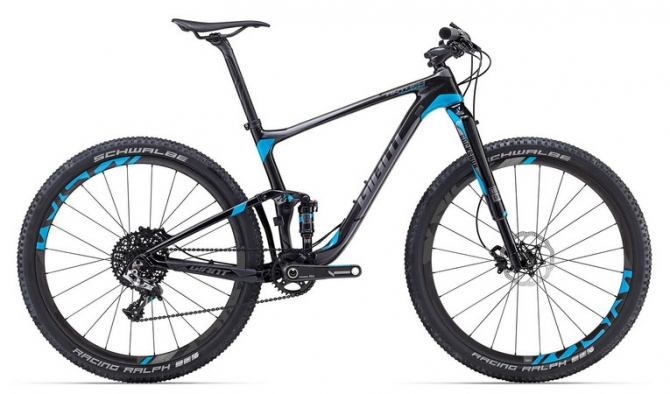 2016 Giant Anthem Advanced 27.5 0 MTB - Gojamessport Store