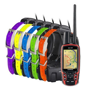 Garmin Astro 320 Handheld with 5 DC50 Collars Cost $580 USD