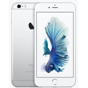 Apple iPhone 6s Plus 128GB Silver factory Unlocked For Sale