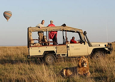 East Africa Adventure Safari Tour