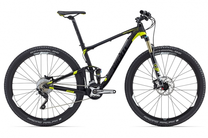 GIANT ANTHEM X 29ER MOUNTAIN BIKE 2016 - FULL SUSPENSION MTB TAICHUNG For sale Merced Sports ...