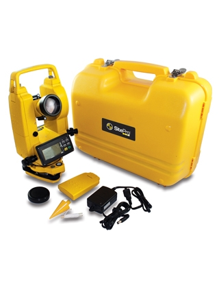 SitePro 5 Second Digital Theodolite 26-DT05