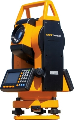 CSTberger Electronic Reflectorless Total Station 56-CST305R