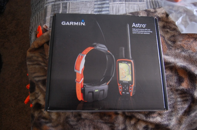 FOR SALE :  GARMIN ASTRO 320  5 DC 50 COLLAR DOG TRACKING COLLARS