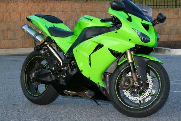 2006 Kawasaki Zx10r For Sale