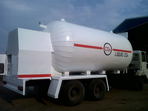 Co2 Liquid Tanker