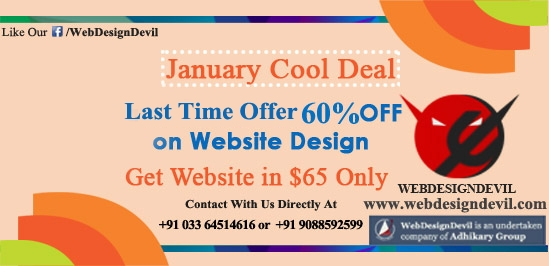 Web Design From Just USD65 Includes Hosting and Mobile Friendly