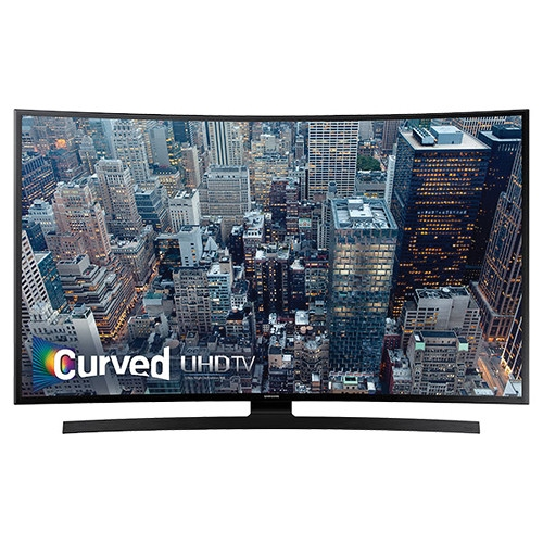 Samsung JU6700 Series 55-Class 4K Smart Curved LED TV