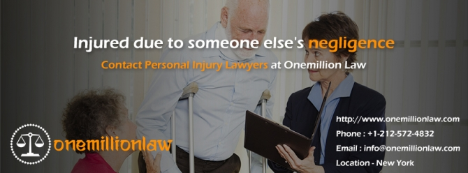 Personal Injury Attorney New Jersey, New York