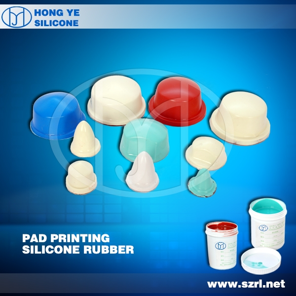 Liquid Pad Printing Silicone Rubber Shenzhen For Sale