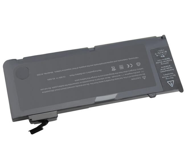 Apple A1322 Replacement Battery - 6 cells, 63.5WH, 10.95V