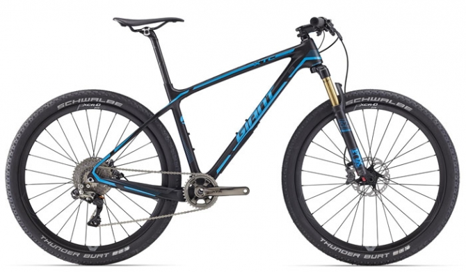 2016 Giant XTC Advanced SL 27.5 0 Mountain Bike GOCYCLESPORT