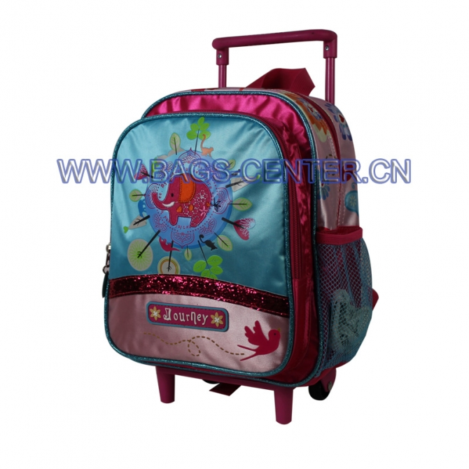 Trolley Bags for Little Girl