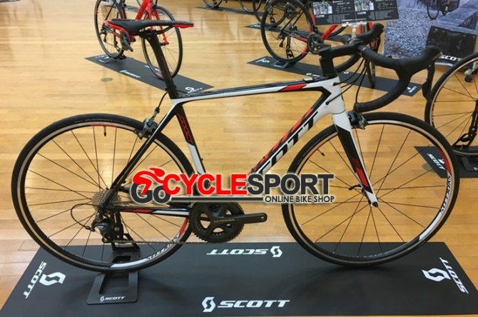 2017 Scott Addict 20 Bike