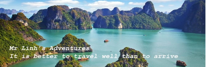 Best Cruise trips Halong bay