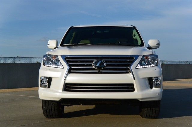 My 2014 Lexus Lx 570 For Sale