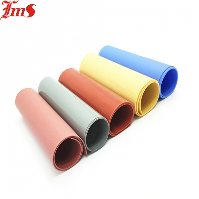 Adhesive Backed Heat Resistant High Temperature Silicone