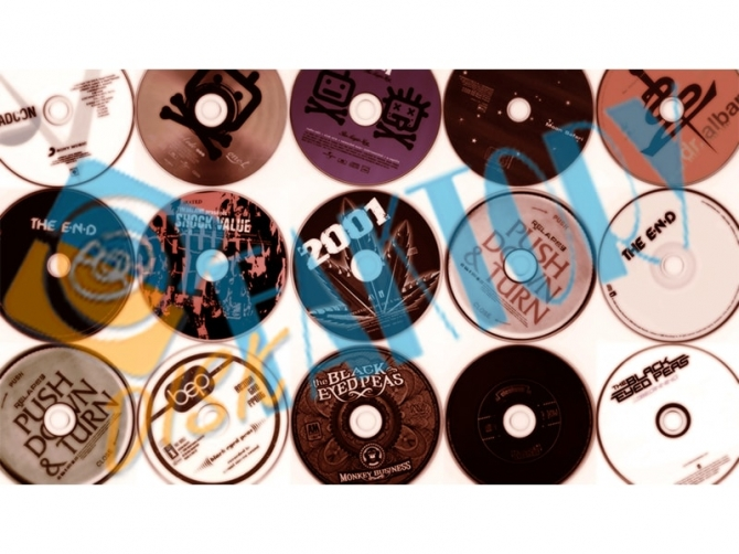 CD duplication service in USA