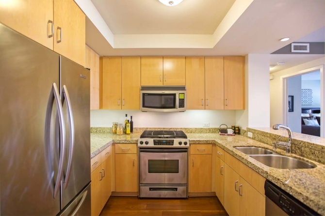 Spacious 1 Bedroom Apartment In Nob Hill San Francisco