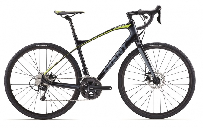 Giant Anyroad Comax 2017 - Road Bike $1,790.00