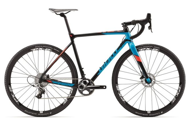 Giant Tcx Slr 1 2017 - Cyclocross Bike $2,099.00
