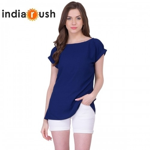 Draw Fashion Fun In Your Daily Wear With Latest Tops  Tunics – Upto 91% Off