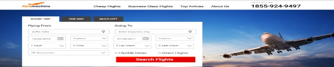 Low Airfare Tickets to United States