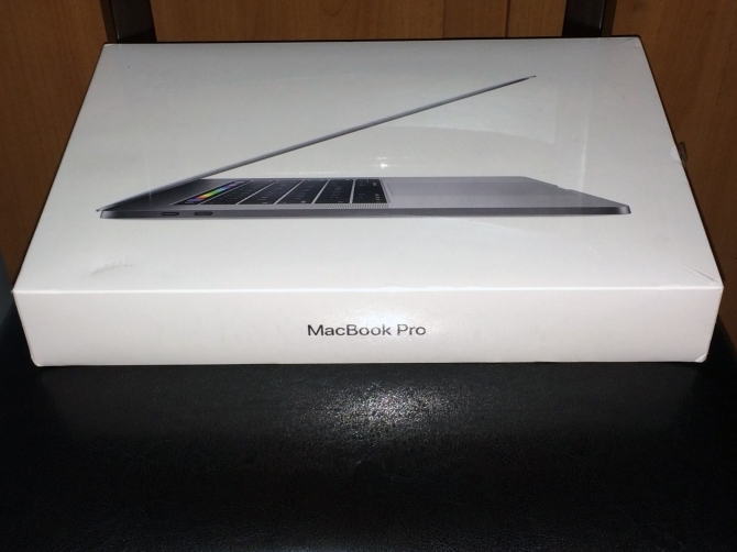 Apple Macbook Pro with Retina Display 2016 Model