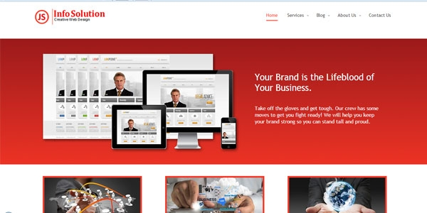Professional Web Design In USA