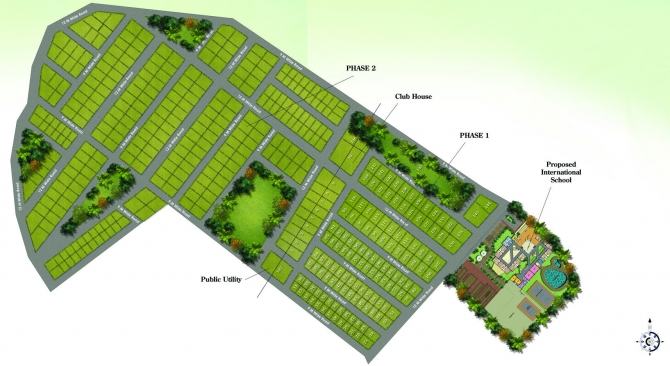 Premium plots for the first time in north karnataka Dharwad
