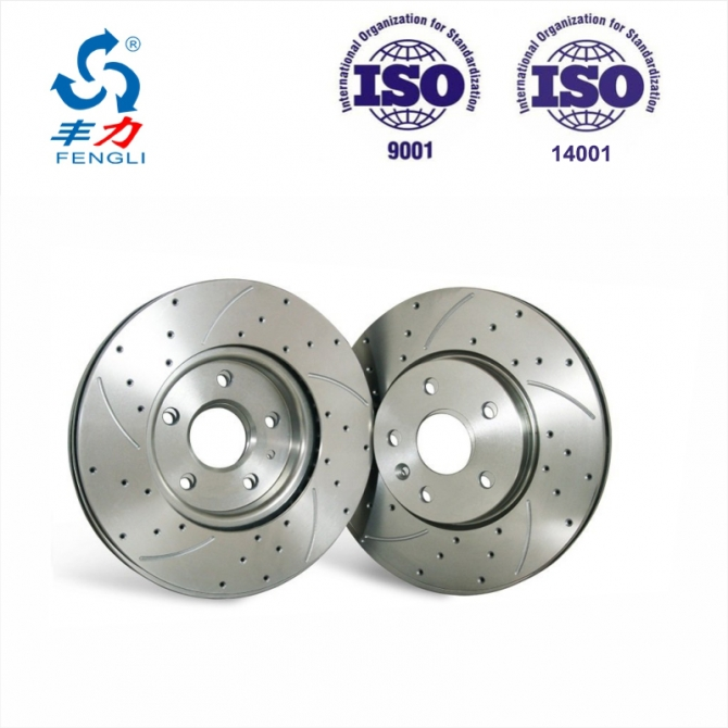 Disa Production Line Custom Make ISO9001 Auto Brake Disc