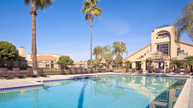 Bright Mission Viejo, 1 Bedroom, 1 Bath For Rent