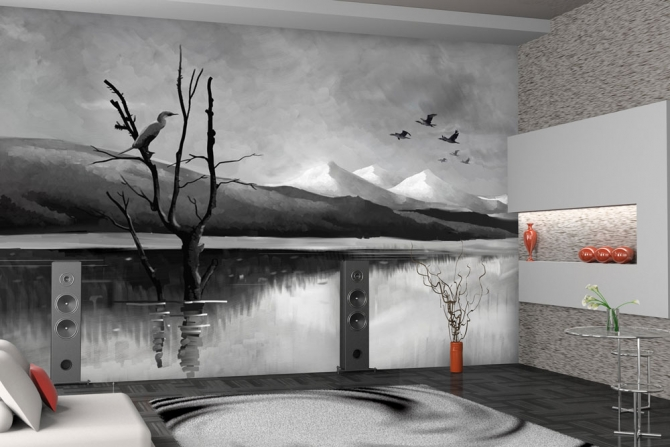 Buy Black And White Wallpaper Pattern And Black Wallpaper For Home Interior Wall Decor From Walls And Murals Online Wallpaper Store. Walls And Murals