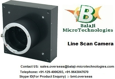 LINE SCAN CAMERA – BALAJI MICROTECHNOLOGIES BMT