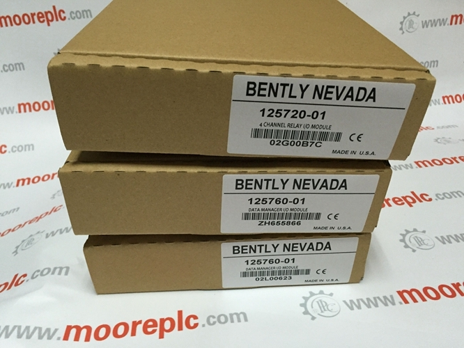 350046M   Bently Nevada  The highland of mechanical and electronic products