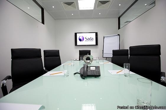 Offices for rent in Dubai - Sada Business Centers