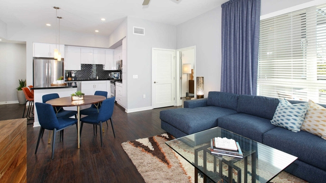 Apartment for rent in Los Angeles.