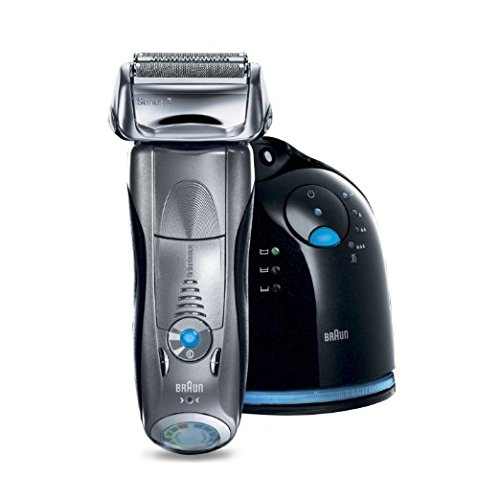 Braun Series 7 790cc Cordless Electric Foil Shaver for Men with Clean and Charge Station - Packaging May Vary  Braun