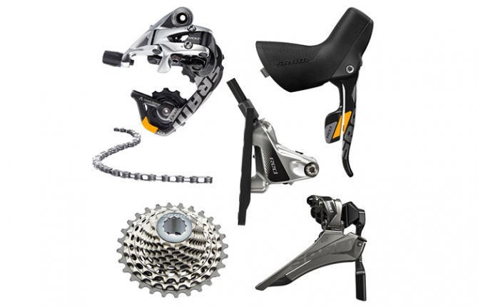 Sram Red 22 Hydraulic Disc Brake Gear Kit ARIZASPORT