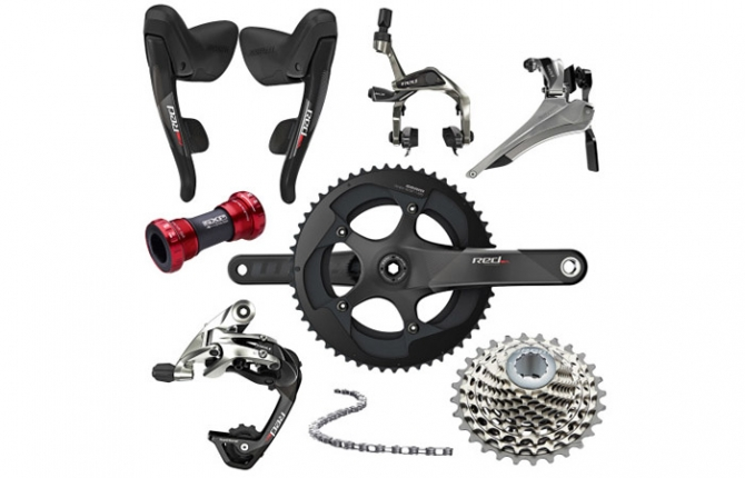 2017 Sram Red 22 Groupset ARIZASPORT