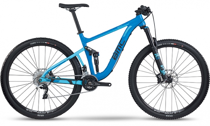 2017 BMC Speedfox 03 SLXXT Mountain Bike ARIZASPORT