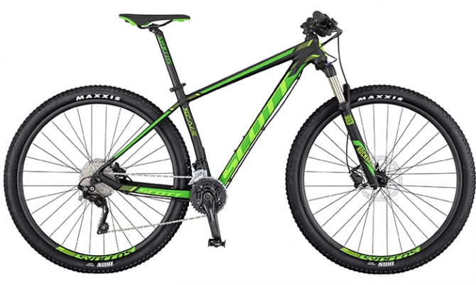 2017 Scott Scale 960 Mountain Bike ARIZASPORT