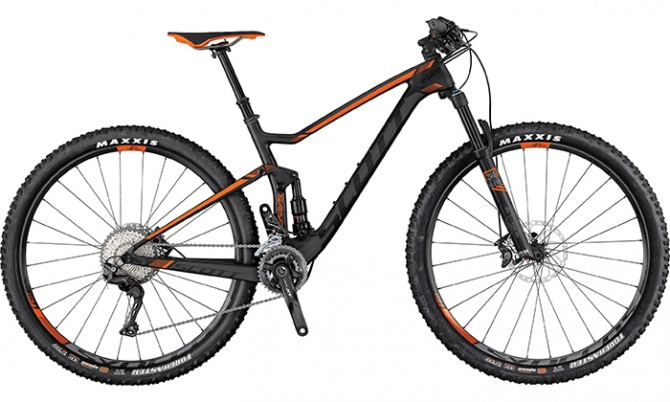 2017 Scott Spark 710 Mountain Bike ARIZASPORT