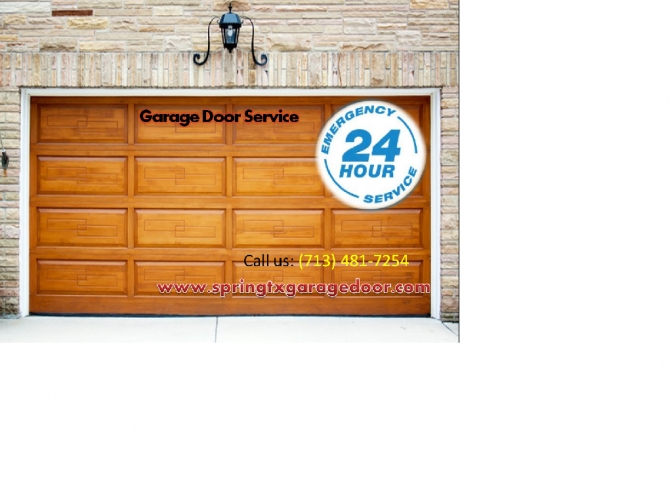 Garage Door Repair in Spring Houston