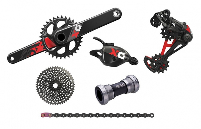 Sram X01 Eagle 12 Speed Groupset ARIZASPORT