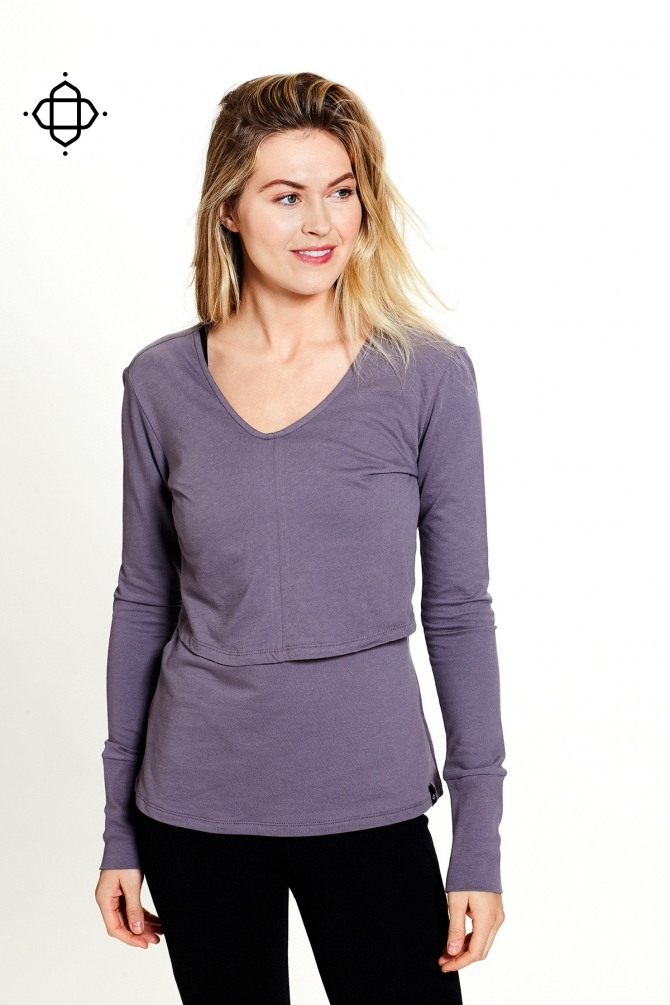 Yoga tops for women from SATVA