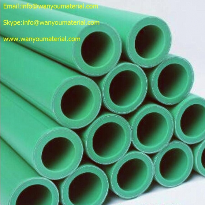 Sell High Quality Plastic Water Pipe-PPR Pipe info@wanyoumaterial.com
