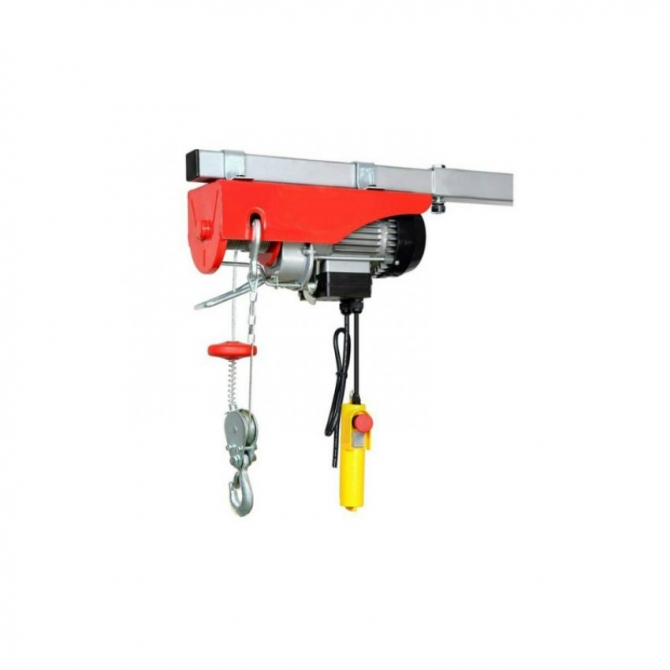 Buy Wire Rope Hoist @ Bishop Lifting Services