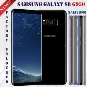 Brand new Samsung Galaxy S8 G950FD Unlocked Phone 64GB LTE 5.8 HD 12MP Android 7.0 Cheap Wholesale price for sale